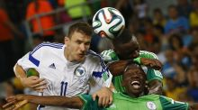 Bosnia crash out of World Cup with sense of injustice