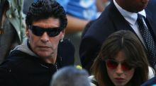 Argentina FA boss blames presence of Maradona for poor showing