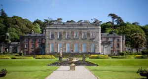 Bantry House: auctioneers Lyon & Turnbull said they hoped to raise about €1 million from the sale of the house's contents, which include paintings, furniture, books and French tapestries. Photograph: Lyon & Turnbull /PA Wire