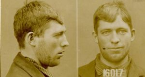 Patrick J Murphy (24) , a labourer, arrested in San Francisco on December 17th, 1902, for robbery, but apparently only held until December 23rd.