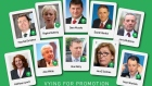 Harry McGee predicts next month's Cabinet reshuffle in which six senior Ministers may be replaced by Ministers of State and backbenchers, according to a representative cross-section of coalition parliamentarians. Video Daniel O'Connor