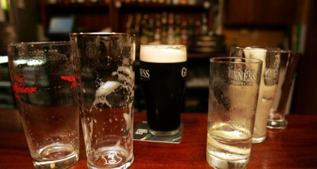Some 1.35 million people are harmful drinkers, according to a study by the  Health Research
