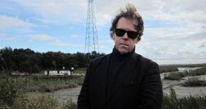 "Jonathan Meades: ""A good chair is vital. I have a Canasta by Heron Parigi. It cost £800 16 years ago – it was worth it."" Photograph: BBC"