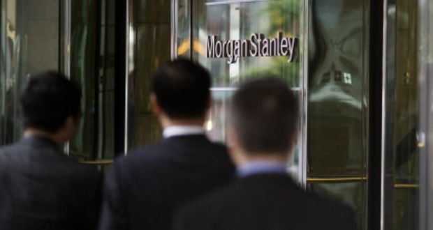 Morgan Stanley gets 90,000 applications for intern program