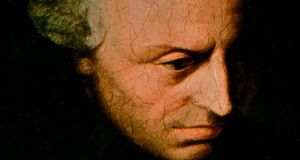The potential to be blinded by science and the need for synergy with humanities was noted by the great philosopher Immanuel Kant (above) no mean scientist himself