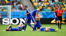 Too little too late for Bosnia as Iran also bow out