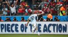 Argentina and Nigeria wrap up Group F with more goals