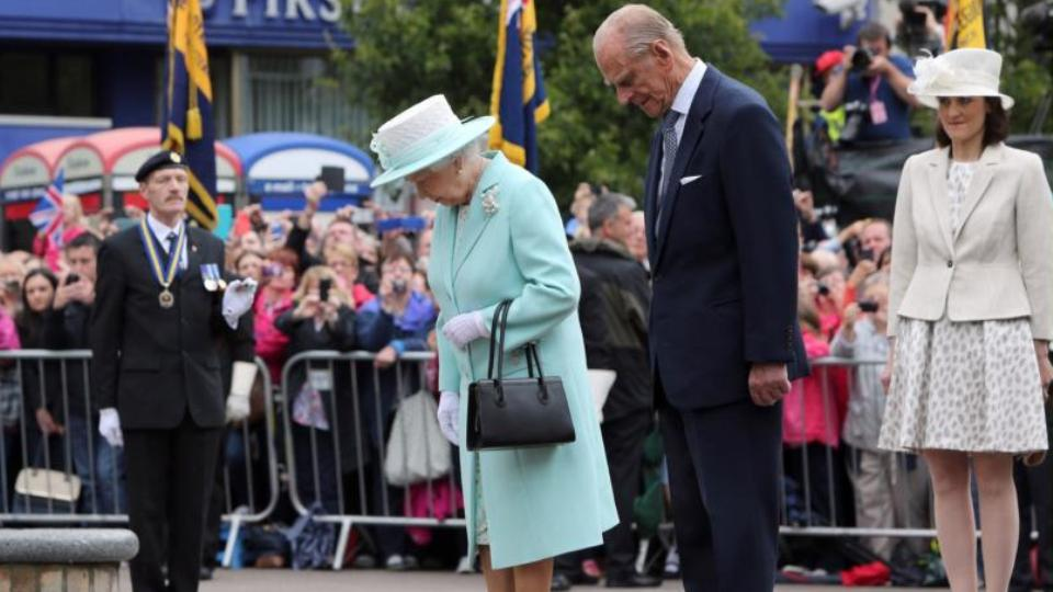 Queen wraps up busy three-day visit to Northern Ireland