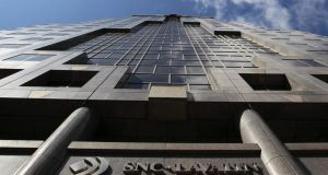 Canadian engineering and construction company SNC Lavalin has it would acquire Kentz Corp. Photograph: Christinne Muschi/Reuters
