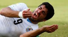 Luis Suarez: Uruguay striker's 'bite' hearing to continue