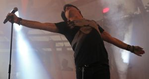 Numan behaviour: Gary Numan at Body & Soul