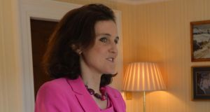 The report into the on the runs controversy which had threatened the future of the Northern Executive is to be published on July 17th, the Northern Secretary Theresa Villiers has announced. Photograph:  Aaron McCracken/Harrisons/PA Wire.