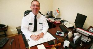 Northern Ireland's outgoing chief constable Matt Baggott has urged politicians to step up and deal with outstanding peace process issues. Photograph: Brian Lawless/PA Wire