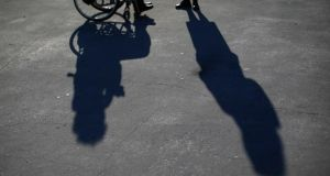 Up until late last year, residential centres for more than 9,000 adults and children with disabilities had not been subject to independent inspections or care regulations. Photograph: Rafael Marchante/Reuters