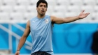 Luis Suarez departs greatest stage in disgrace