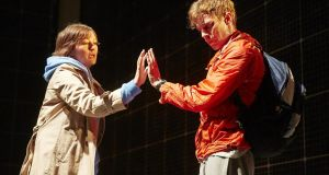 The Curious Incident of the Dog in the Night-Time in the West End. photograph: Brinkoff and Mogenburg