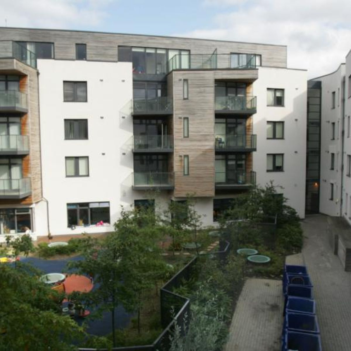 Regeneration of local authority estates 'cannot be left to market'