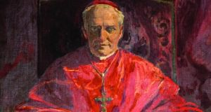 Art from the collection of All Hallows includes a painting by Sir John Lavery of Cardinal Patrick Joseph Hayes of New York, which is expected to sell for up to €12,000.