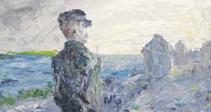 The Western Ocean by Jack B Yeats which sold at Christie's London for €108,100