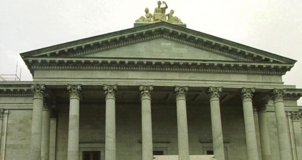 Today, a jury of ten men and two women at Cork Circuit Criminal Court, unanimously found the retired priest guilty  after just two hours of deliberation.  Photograph: Alan Betson/The Irish Times