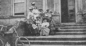The Daly family, who owned Dundsandle House in Galway