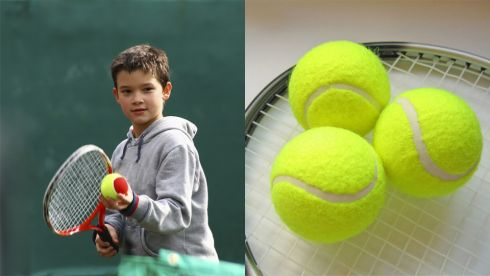 One week residential camp for boys and girls (11-17 years), €1170, Bruguera Academy, Barcelona Tennis balls from €1.20 each, Elverys