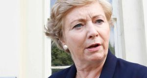 Amendment to be brought to Cabinet by Frances Fitzgerald  and Ruairí Quinn. Photograph: Sasko Lazarov/Photocall Ireland