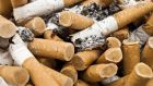 The National Litter Pollution Monitoring System Report found more than 54 per cent of litter was cigarette-related in 2013, an increase of 10 per cent since 2004. Photograph: Getty Images/iStockphoto