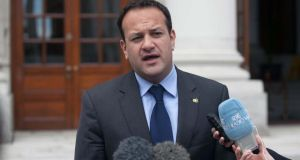 Minister for Transport Leo Varadkar: Said the Government is exploring ways to make the minutes and discussions of the cabinet meeting held on the night of the bank guarantee accessible to the banking inquiry