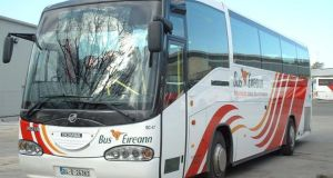 Under the travel scheme, pass-holders can travel free on State-funded transport such as Irish Rail and Bus Éireann, as well as services offered by up to 90 private operators across the State