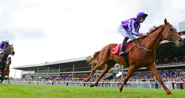 Dubai Duty Free extend Irish Derby sponsorship - Leinster
