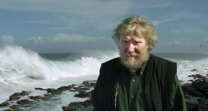 Writer Dermot Healy pictured near his home in Ballyconnell West, Co Sligo. Photograph: Alan Betson