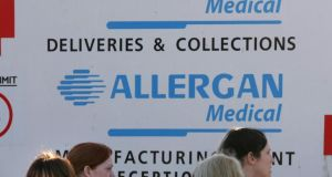 The Food and Drug Administration approved Allergan's Ozurdex, a drug for diabetic macular edema, which can cause vision loss and eventual blindness in people with diabetes, according to a regulatory filing today.