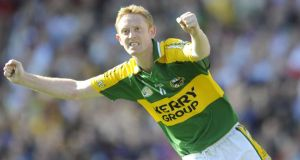 Colm Cooper: Dreams of playing for Costa Rica. Photograph: Alan Betson / The Irish Times