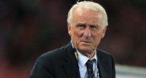 Giovanni Trapattoni has announced he is in talks to become the next Ivory Coast coach. Photograph: Mike Egerton/PA Wire.