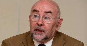 "Minister for Education and Skills Ruairi Quinn said there was a risk ""that we can overlook some fundamental rights to which pupils and their parents are entitled"". Photograph: Alan Betson/The Irish Times"