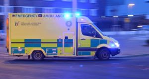 A 48-year-old cyclist has died after being fatally injured when he fell from his bike while travelling in Cork city centre yesterday evening. Photograph: Alan Betson / The Irish Times