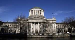 The Supreme Court has reserved judgment in the Nama appeal. Photograph: Chris Maddaloni/Collins
