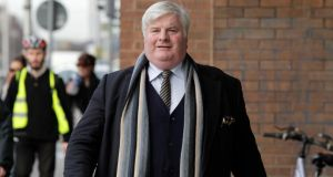Developer Larry O'Mahony  was involved in the disastrous Priory Hall apartment scheme