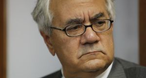 Barney Frank: former chairman of the House Financial Services Committee ensured mark-to-market practice ended. Photograph: Charles Dharapak/AP