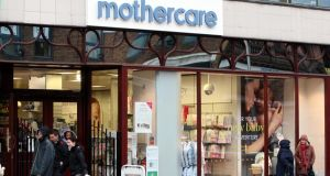 Mothercare jumped 8.4 per cent to 252 pence, its highest price since February.