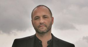 Writer Colum McCann: attacked in New Haven hotel. File  Photograph: Alan Betson/The Irish Times