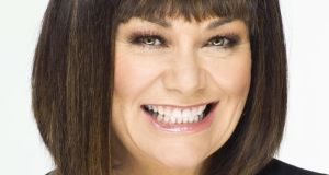 Up close and personal: Dawn French's solo show delves deep into her family life