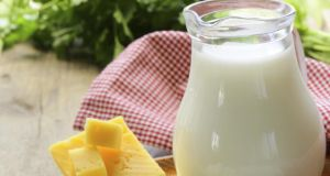 Make sure your diet is full of calcium-rich foods. Photograph: Thinkstock