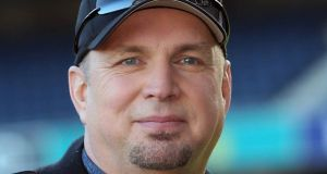 Garth Brooks issued an ultimatum to Dublin City Council last night by saying the refusal to grant permission for two of his concerts in the city later this month meant he would not perform the other three concerts. Photograph: PA