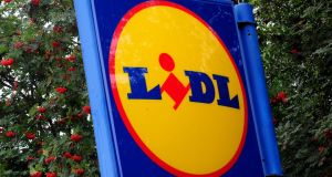 'We love Lidl and shop there all the time, but they have really let themselves down,' our reader says