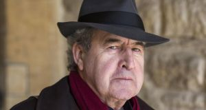 John Banville: 'For my Banville novels, the question of voice and point of view hardly arises, since they're all in the first person. The Benjamin Black books are entirely in the third person, which allows for multiple points of view.' Photograph: David Levenson/Getty Images