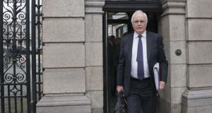 Nama chairman Frank Daly says the agency has completed more than €5 billion in asset sales so far this year. Photo: Brenda Fitzsimons/The Irish Times