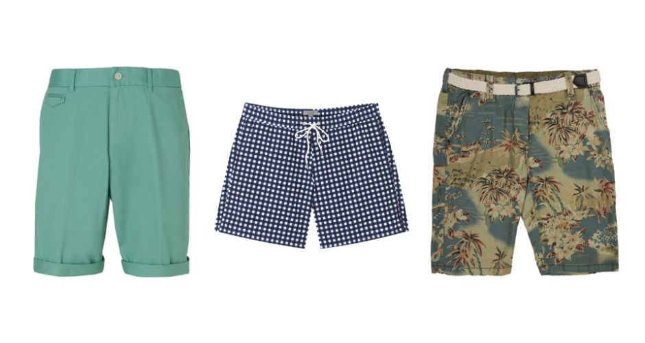What we like: men's shorts