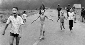 Leica cameras have captured iconic images such as children fleeing after a napalm attack in Vietnam
